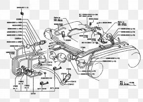 Toyota Hilux Toyota 4Runner Wiring Diagram Tire, PNG