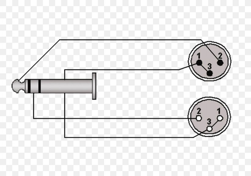 XLR Connector Phone Connector Wiring Diagram Electrical