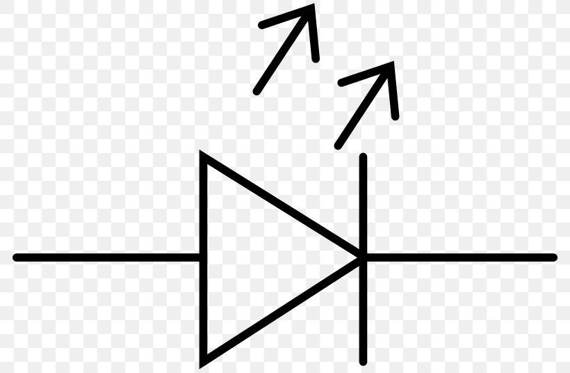Wiring Diagram Electronic Symbol Light-emitting Diode