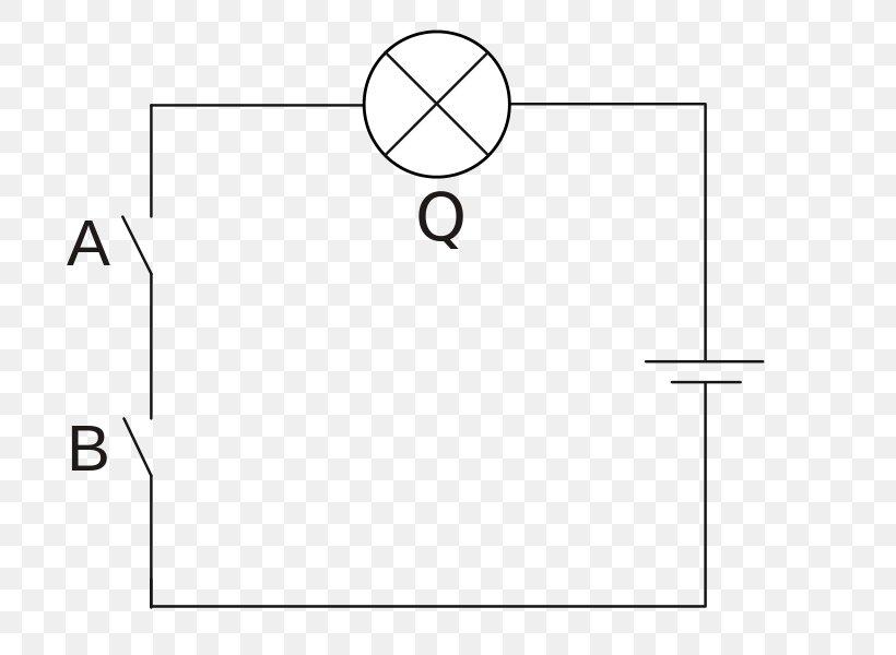 Logic Gate Circuit Diagram XOR Gate AND Gate Electronic