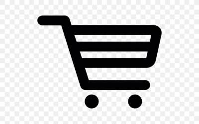 Shopping Cart Logo Grocery Store PNG 512x512px Shopping Cart Black And White Brand Cart Ecommerce Download