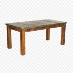 Trestle Table Dining Room Garden Furniture Chair Png