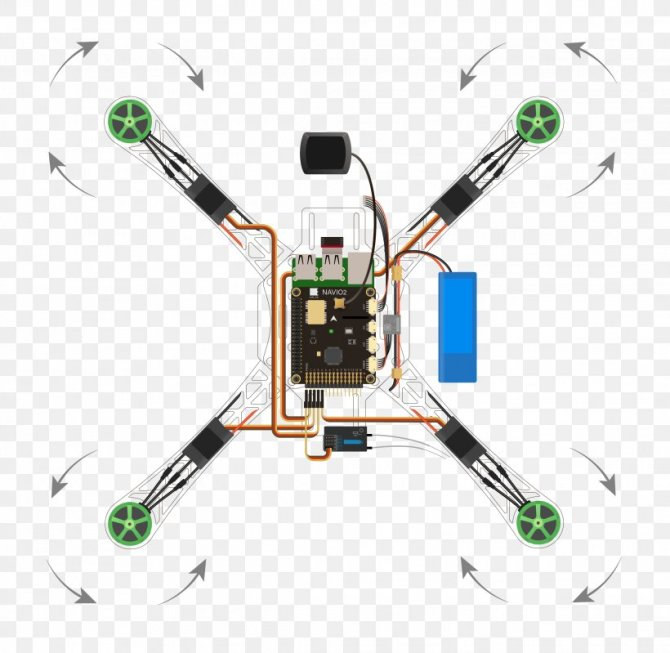 quadcopter unmanned aerial vehicle ardupilot wiring diagram