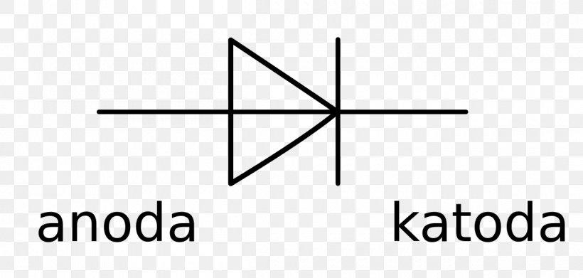 Light-emitting Diode Wiring Diagram Electronic Symbol