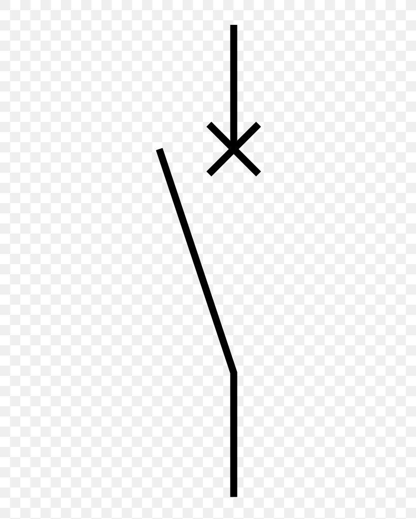 Circuit Breaker Electronic Symbol Wiring Diagram