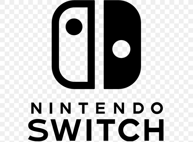 Nintendo Switch Logo Video Game Consoles, PNG, 595x606px