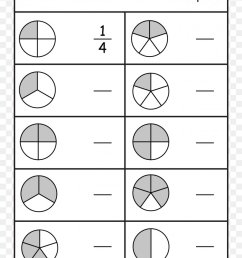 Subtracting Fractions Worksheet Second Grade Education [ 1071 x 820 Pixel ]
