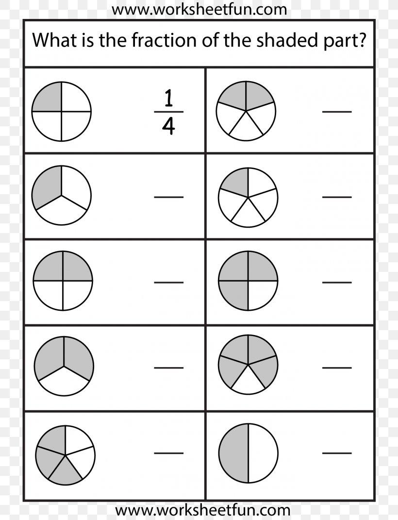 medium resolution of Subtracting Fractions Worksheet Second Grade Education