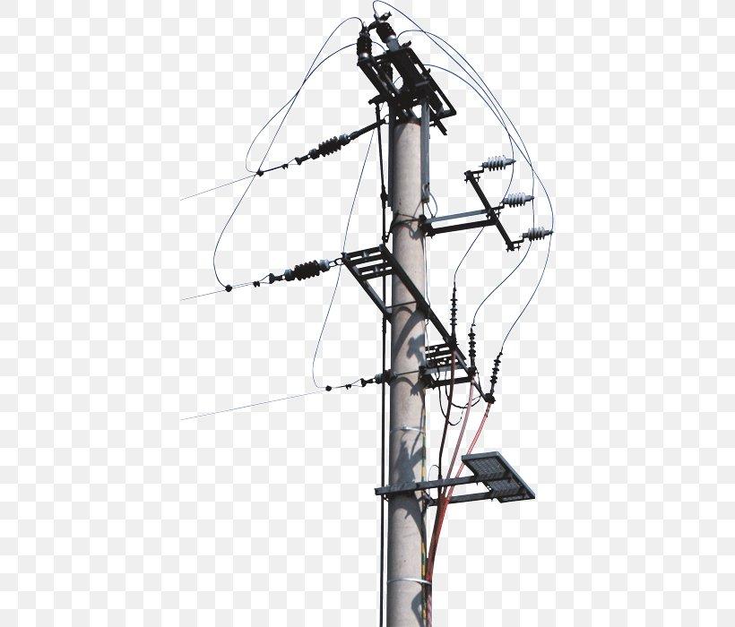 Electricity Overhead Power Line Lightning Arrester Utility