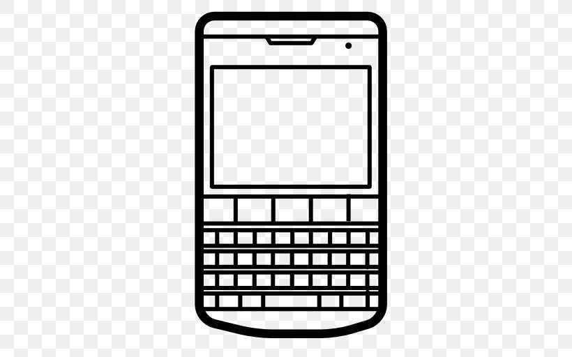 BlackBerry Telephone IPhone, PNG, 512x512px, Blackberry