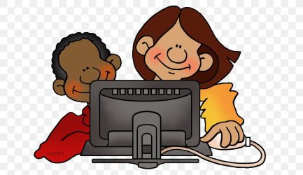 Student Computer Free Content Clip Art PNG 648x473px Student Cartoon Communication Computer Computer Graphics Download Free