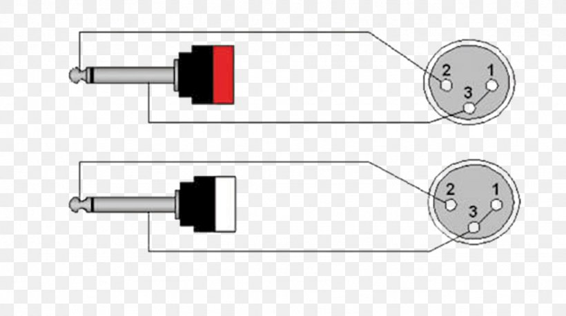 Wiring Diagram XLR Connector Phone Connector Electrical
