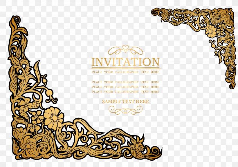 wedding invitation paper vintage