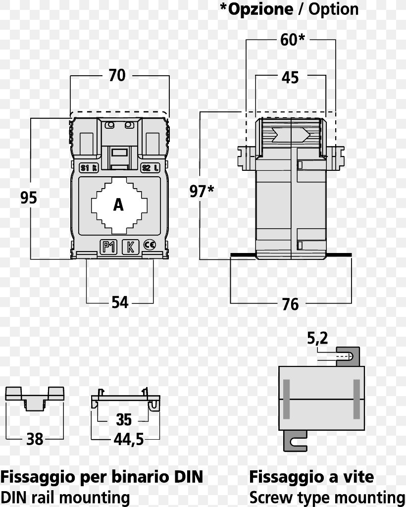 Current Transformer Wiring Diagram Electric Current
