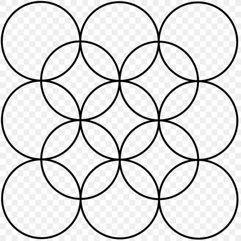 Symmetry Circle Angle Point Geometry, PNG, 1024x1024px