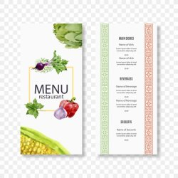 Menu Restaurant Euclidean Vector Food PNG 1667x1667px Menu Advertising Brand Cook Cuisine Download Free