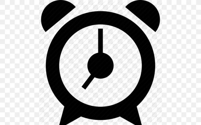 Alarm Clock Icon Design Png