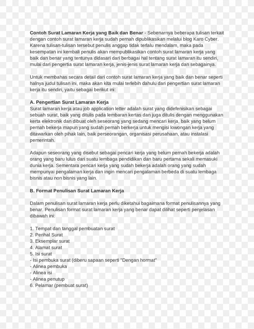 Surat Elektronik Disebut Juga Dengan : surat, elektronik, disebut, dengan, Cover, Letter, Résumé, Document, Writing,, 1700x2200px,, Letter,, Area,, Document,, Employment,, English, Download