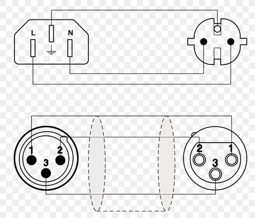 Microphone XLR Connector Wiring Diagram Electrical Cable