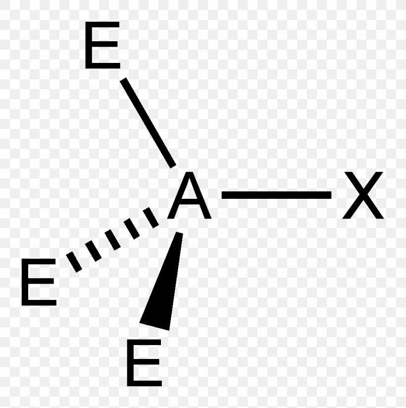 VSEPR Theory T-shaped Molecular Geometry Chemistry Valence
