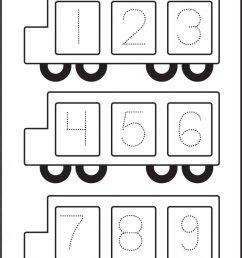 Pre-school Kindergarten First Grade Worksheet Child [ 1195 x 820 Pixel ]