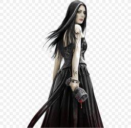 Gothic Art Vampire Dark Fantasy Gothic Architecture PNG 485x800px Gothic Art Art Art Museum Black Hair