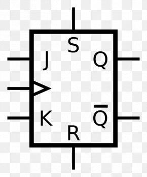 Flip-flop Circuito Sequencial NAND Gate Electronic Circuit