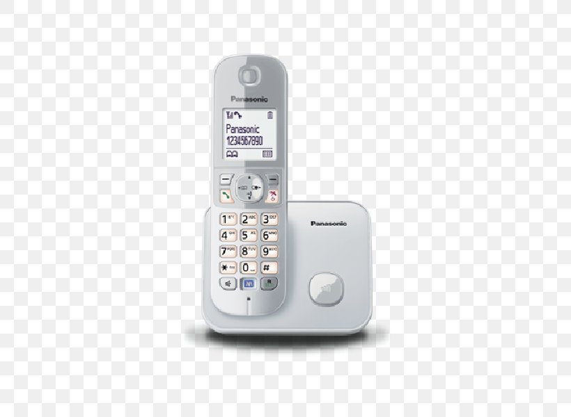 Cordless Telephone Panasonic KX-TG6811 Digital Enhanced