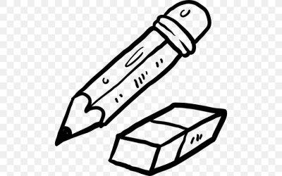 Eraser Pencil Drawing Clip Art PNG 512x512px Eraser Area Artwork Automotive Design Black Download Free