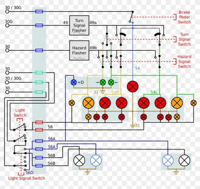 car wiring diagram mercedesbenz electrical wires  cable