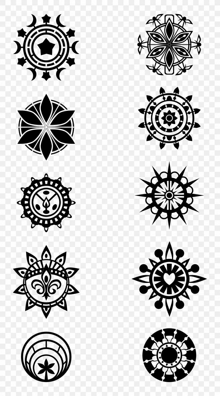 Vector Batik Png : vector, batik, Circle, Image, Flower, Vector, Graphics,, 1969x3544px,, Flower,, Batik,, Black,, Black, White,, Computer, Download