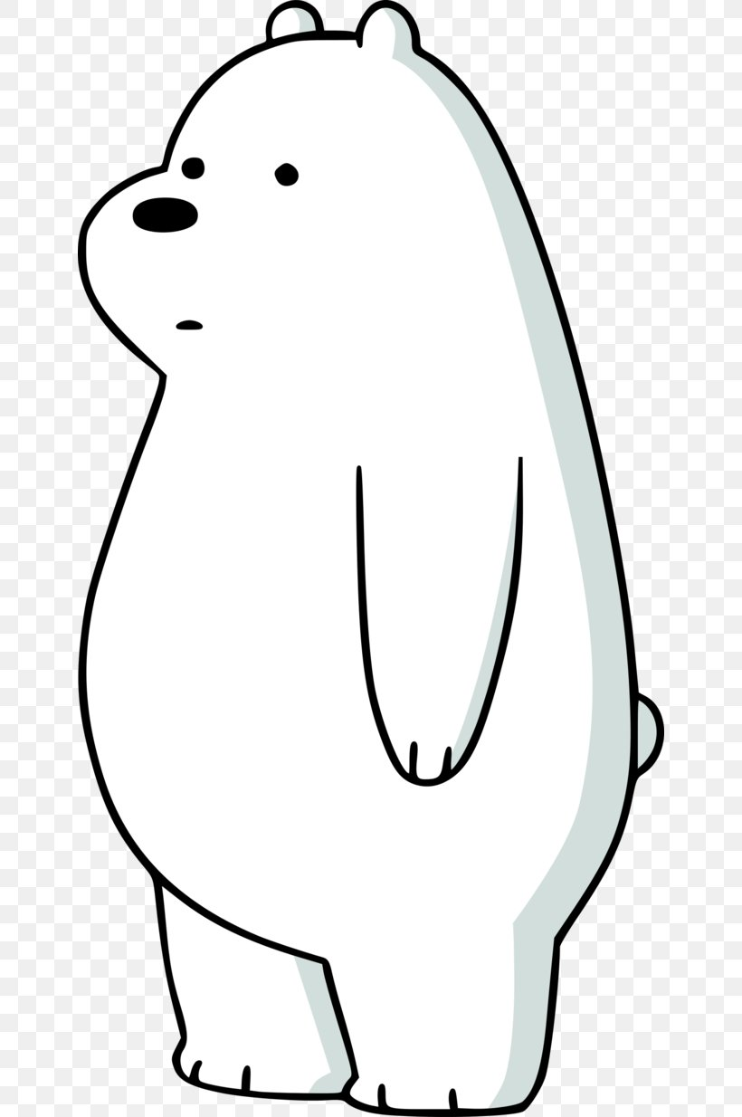 Polar Bear Drawing Animation Instagram Png 648x1234px Watercolor Cartoon Flower Frame Heart Download Free