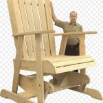Adirondack Chair Table Glider Seat Png 1200x1656px Chair