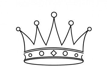 Crown Drawing King Clip Art PNG 1754x1240px Crown Area Black And White Clip Art Coloring Book