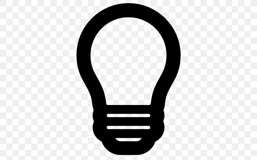 Incandescent Light Bulb Lamp Electronic Symbol, PNG