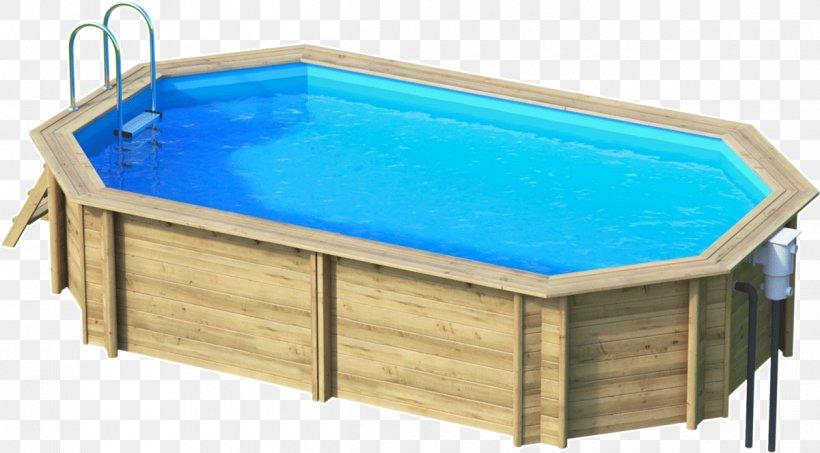 Swimming Pools Proswell By Procopi Holzpool Tropic Octo 120