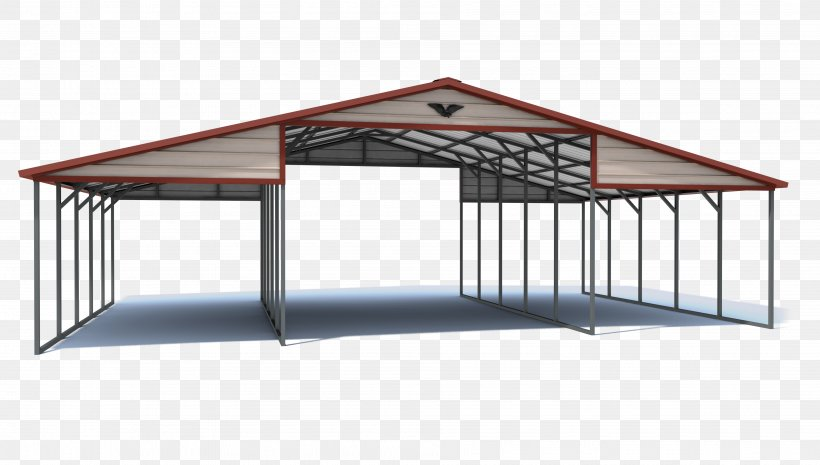 Roof Building Carport Barn Garage Png 3807x2160px Roof