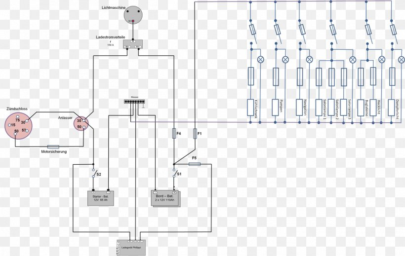 Circuit Diagram Wiring A Contactor
