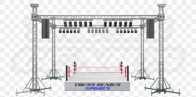 stage lighting truss system png