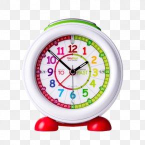 Alarm Clock With Night Light