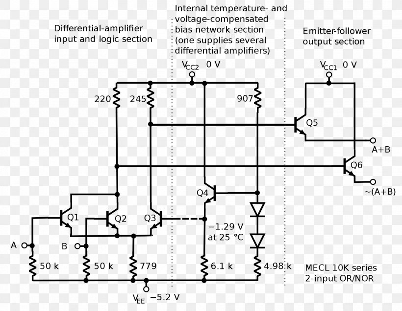 Logic Gate Wiring Diagram