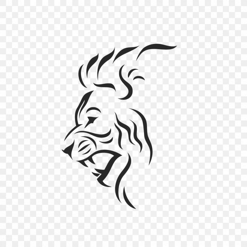 Lion Drawing Sketch Png 1000x1000px Lion Anger Art Artwork Bird Download Free