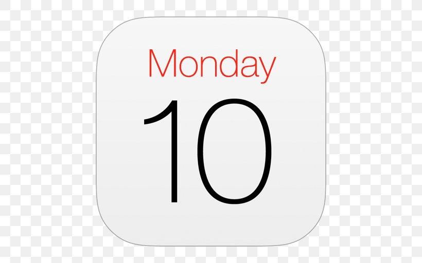 Calendar IPhone ICloud IOS 11 IPad, PNG, 512x512px