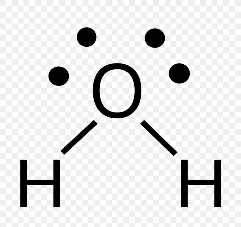 Molecular Geometry Lewis Structure Molecule Water, PNG