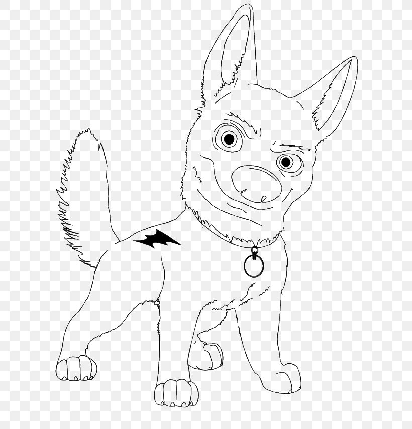 Bolt Coloring Book Dog Colouring Pages Drawing, PNG