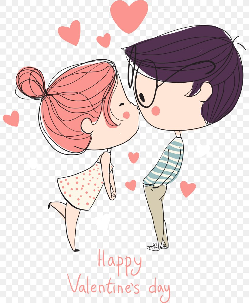 Cartoon Couple Drawing : cartoon, couple, drawing, Cartoon, Drawing, Couple,, 802x1000px,, Cartoon,, Drawing,, Emotion,, Facial, Expression, Download
