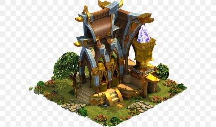 Elvenar Building Elf Concept Art PNG 602x481px Elvenar Architecture Art Building Concept Download Free