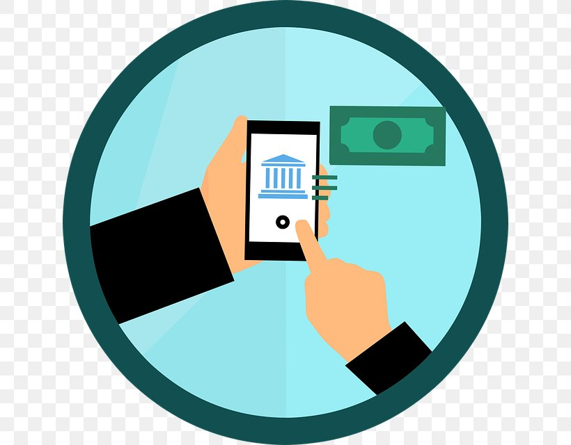 Electronic Funds Transfer Online Banking Payment Money Png 640x640px Electronic Funds Transfer Art Bank Bank Account