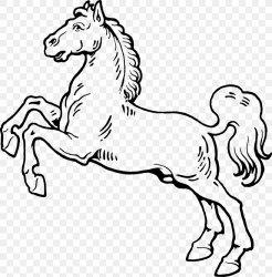 Mustang American Quarter Horse Drawing Clip Art PNG 1891x1920px Mustang American Quarter Horse Animal Figure Art