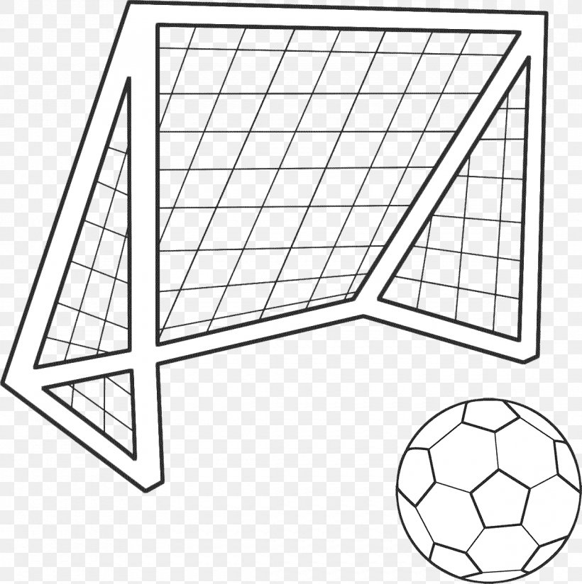 Goal Coloring Book Football Colouring Pages Png 1180x1186px Goal Area Ball Ball Game Basketball Download Free